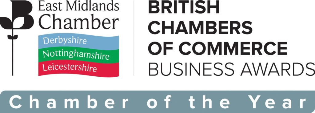 Mindfulness Leicester is a member of East Mids Chamber