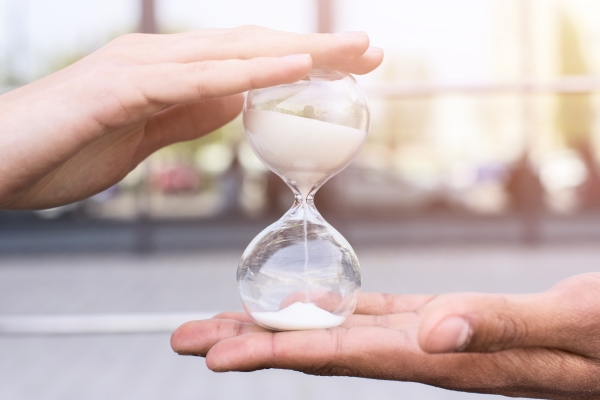 You Can Go Forward As The Clocks Go Back